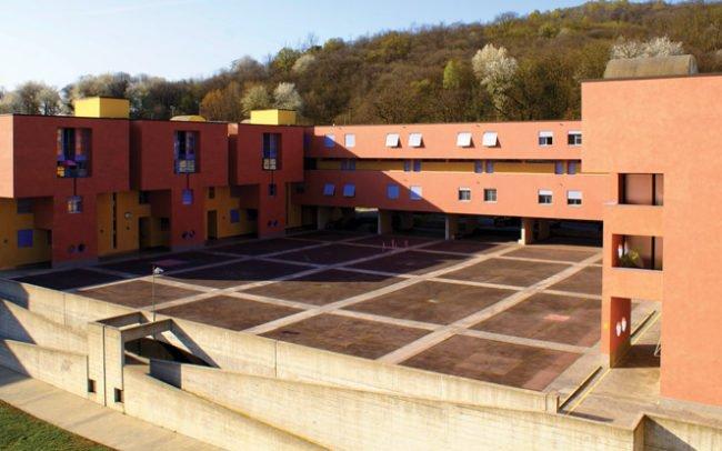 Complesso residenziale Novazzano, ottimo esempio di risanamento