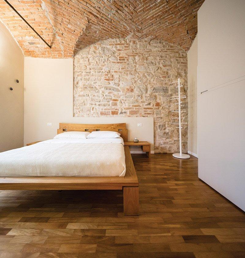 camera da letto casa privata